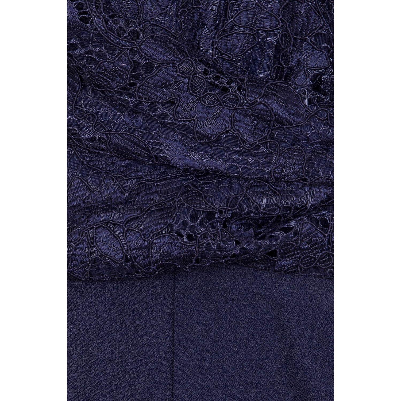 Little Mistress Navy Lace Jumpsuit Combinaison Femme