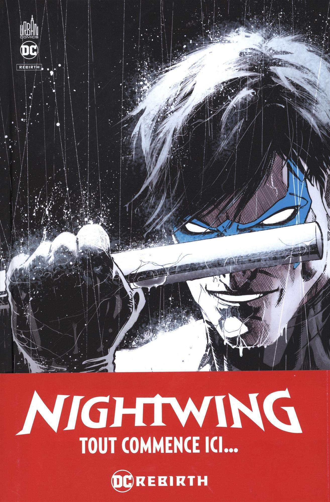 debutant comics rebirth