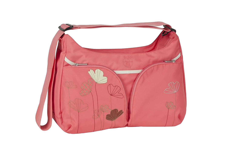 L/ässig Basic Shoulder Bag Wickeltasche//Babytasche inkl Wickelzubeh/ör Comb slate