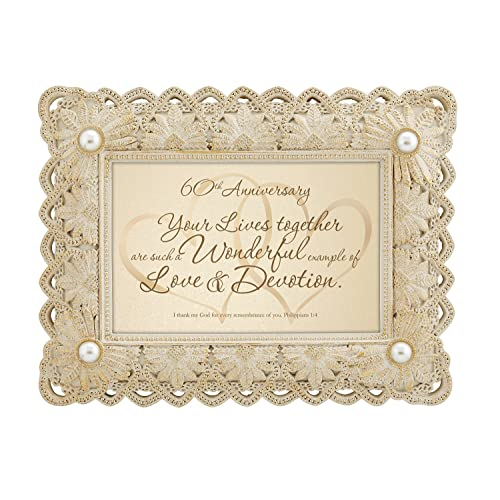 Gifts For 60th Wedding Anniversary: 60th Anniversary Gifts And Decor: Amazon.com