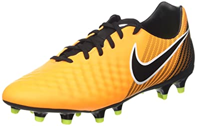 47a6c37e3f0f Nike Men s Magista Onda II FG Soccer Cleat Laser Orange Black White Volt