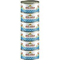 Almo Nature Mega Pack - Atún Atlántico 6 latas de 70 g