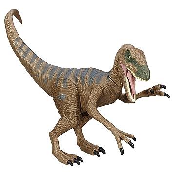 amazon com jurassic world velociraptor delta figure toys games