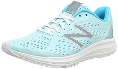 New Balance Womens WBREAHB2, Blue/White 6 ...