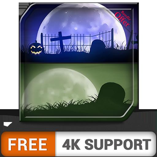 HD cementerio espeluznante gratis: decora tu fiesta de Halloween ...