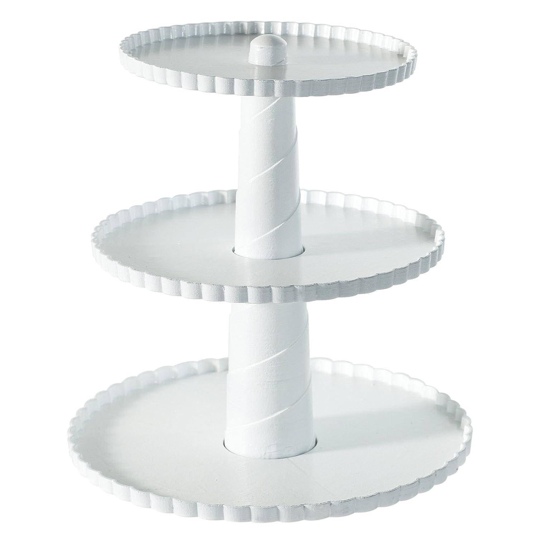 Nordic Ware 3-Tiered Dessert Pedestal 02800