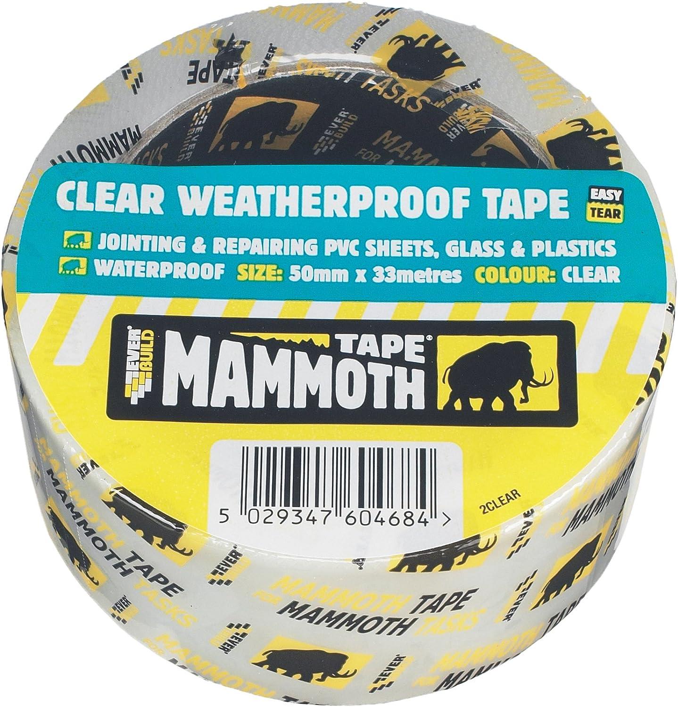 All Weather Proofing Tape Waterproof Repair Sealing Garden Tape 50mm x 20m
