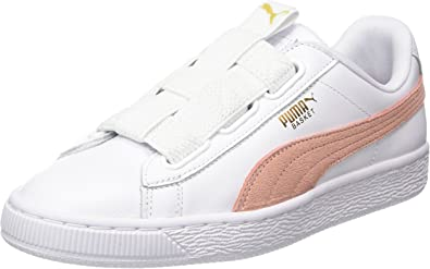 New Peachy Pink Ladies Fashion Trainers Sports Casual Star Shoes