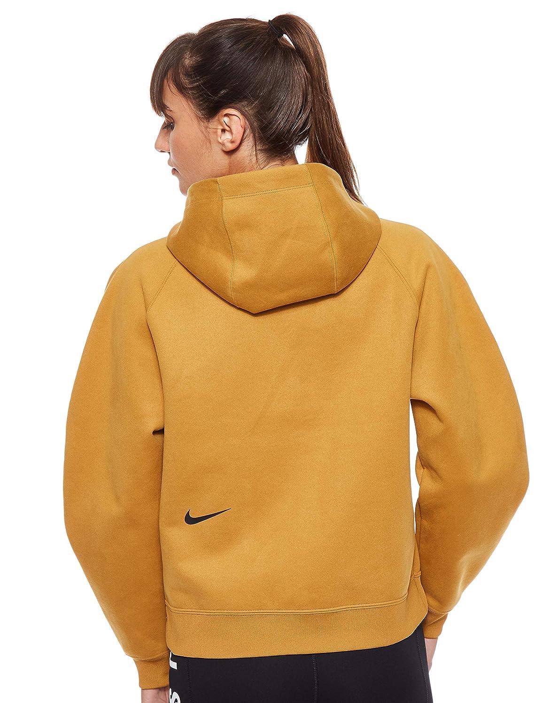 Nike W NSW TCH Pck FZ FLC Felpa Donna AR5156 Felpe e felpe