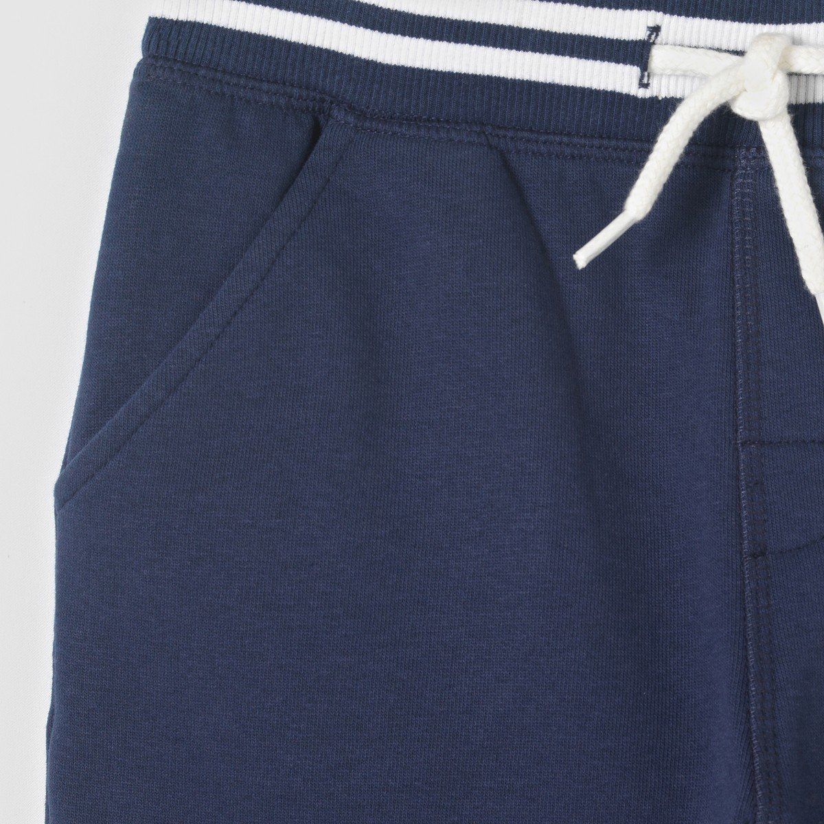 3-12 Years La Redoute Collections Big Boys Ny Fleece Bermuda Shorts