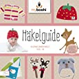myboshi Anleitungsheft Häkelguide vol. 18.0 Häkelguide Kleine Babywelt mit 5 Häkelanleitungen für Babysachen: Jäckchen, Babymützen, Rassel, Babydecke