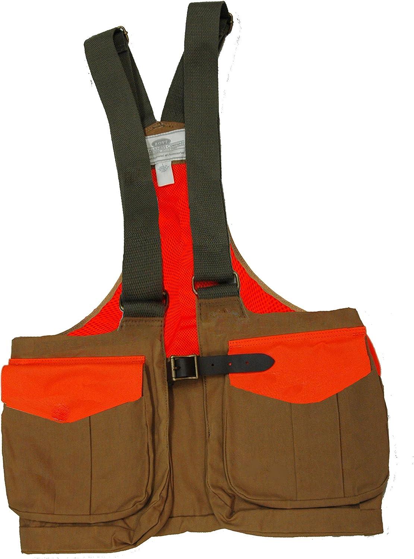 Boyt Harness 12874 WC120 Waxed Strap Vest M/L