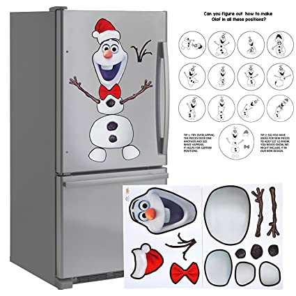 fridge magnet large 32u0026quot snowman creative set animated figure house decoration kitchen animated classroom door t82 door