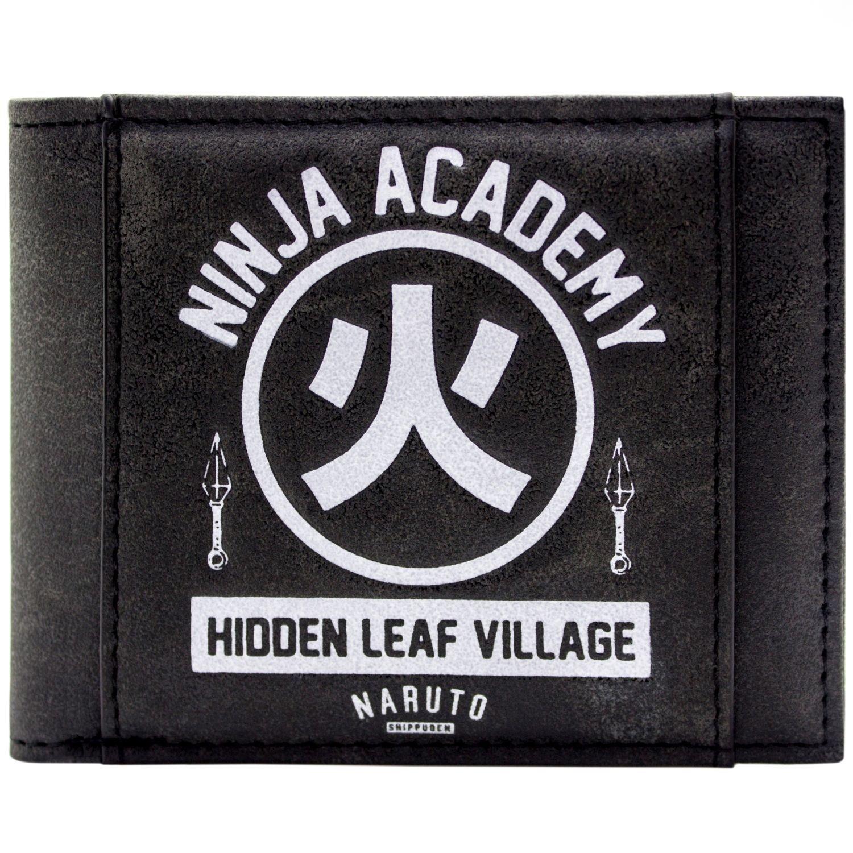 Cartera de Naruto Shippuden Ninja Academy Hidden Leaf ...