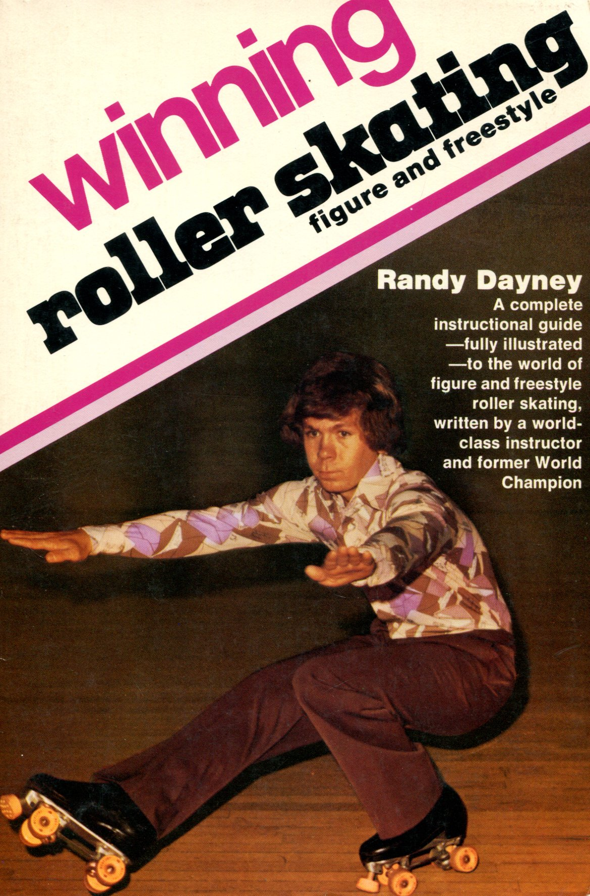 Amazon.com: Winning Roller Skating: Figure and Freestyle ...