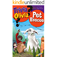 Pet Rescue (Trivia Olivia Book 8)