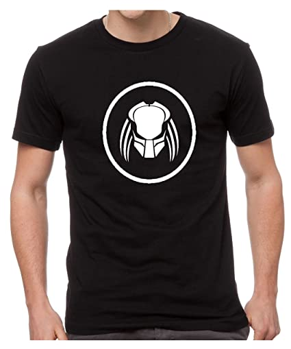 Predator Alien Logo 80s Movie T-shirt, S to XXL