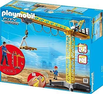 Playmobil Großer Baukran