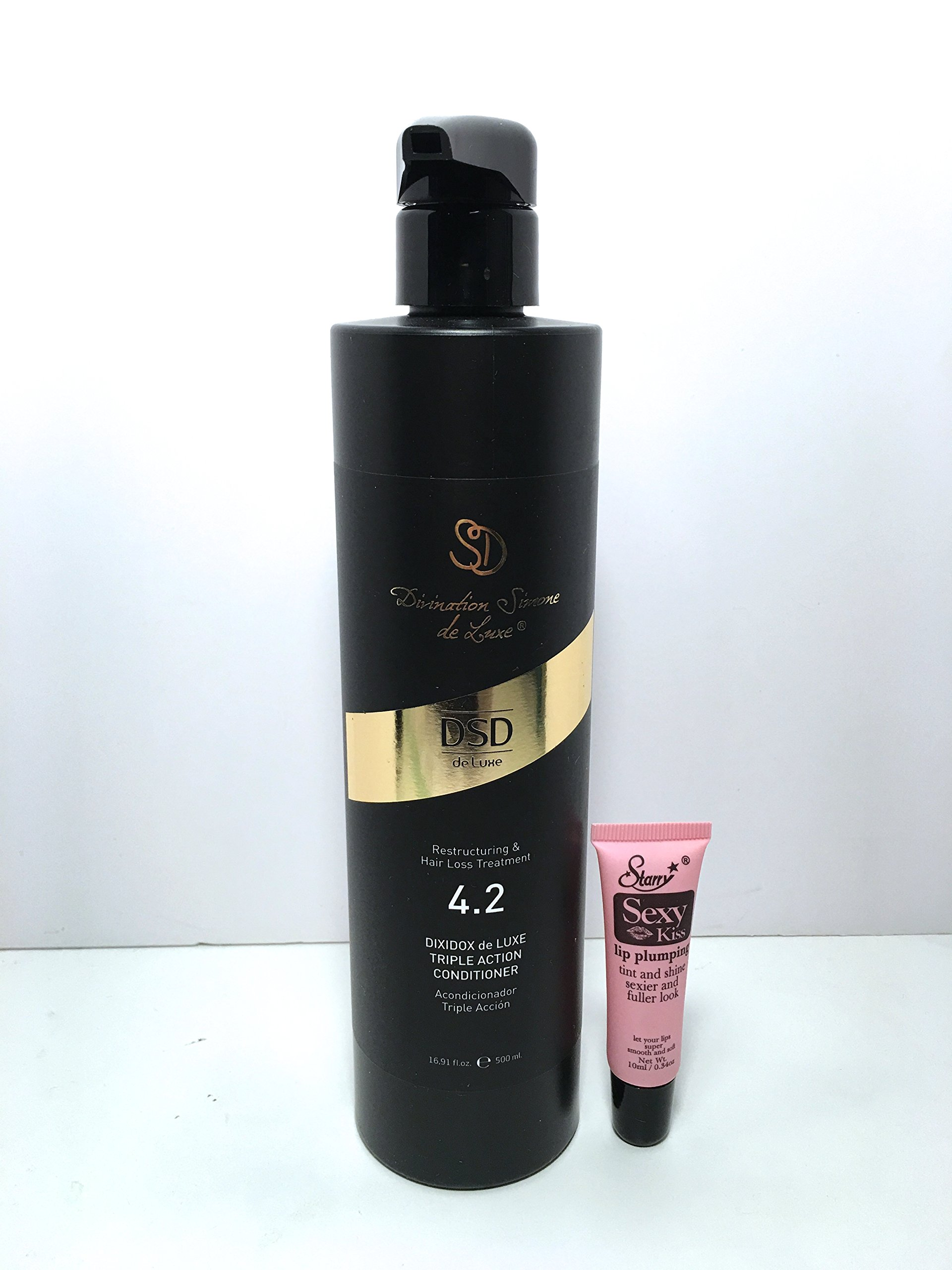 Divination Simone De Luxe Dixidox 4.2 Triple Action Conditioner 16.9oz