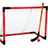 Franklin Sports NHL Adjustable Hockey Goal Set