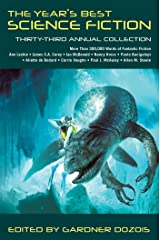 YEAR'S BEST SF #33 (Year's Best Science Fiction) Paperback