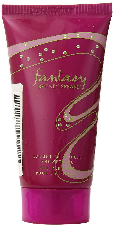Britney Spears Fantasy Shower Gel for Women, 1.7 Ounce