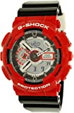 G-Shock GA-110RD - RED - Red / One Size