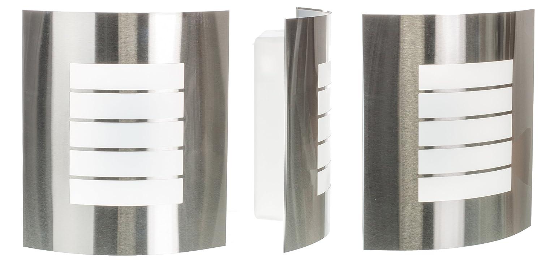 otros metales /E27/Capacidad BRAND sseller pared exterior l/ámpara de pared L/ámpara exterior l/ámpara exterior Foco hogar Puerta l/ámpara/ plata E27 15.00W 230.00V