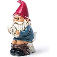 Garden Gnome (Gnome On A Throne)