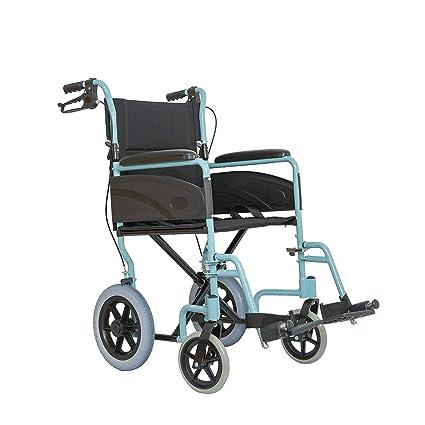 Dash Express - Silla de ruedas plegable ultraligera con asas ...