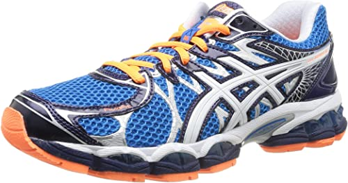 Asics Gel Nimbus 16 T435N 4201 blue, mens, size, price