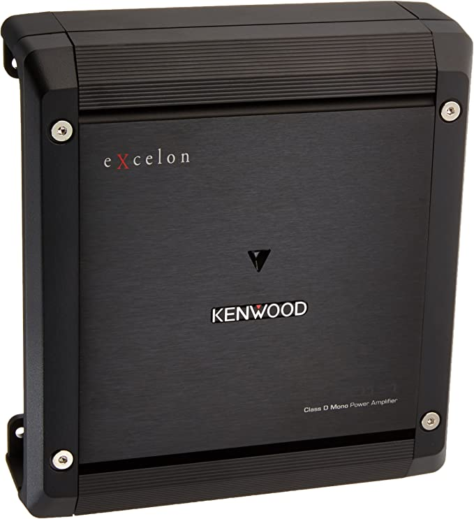Kenwood Excelon X501 1 Class D Mono Endstufe Elektronik
