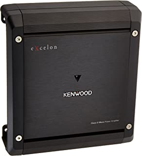 Kenwood Excelon X501-1 Class D Mono Power Amplifier