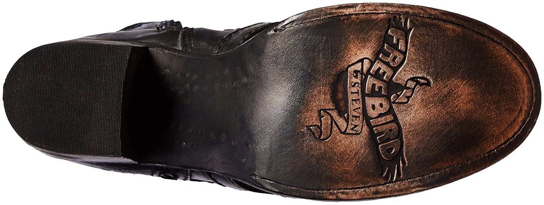 Freebird Women's Rodeo Western Boot B01DJS3IKI 7 M US|Black