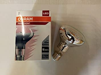 Osram Led Parathom Retrofit R80 420 36 7w 827 345lm Amazon De