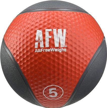 AFW 106208 106208-Balón Medicinal 8 kg, Color Morado, Talla M ...