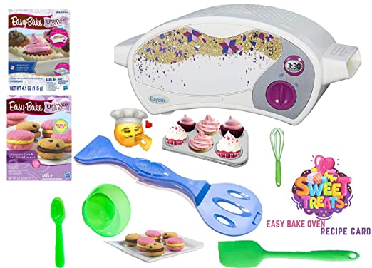 Easy Bake Ultimate Horno Hornear Star Edition + 2 Recambios de ...