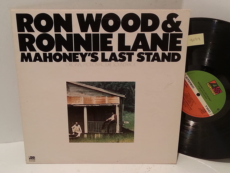 Ron Wood & Ronnie Lane / Mahoneys Last Stand