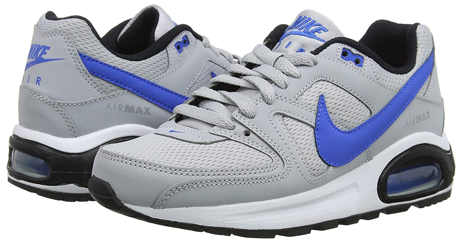 Shoes Nike Air Max Command (Blue, Black, White) • price 79