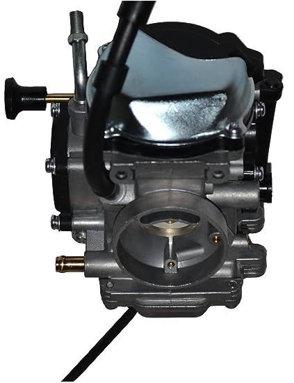 1993 Yamaha Big Bear 350 Carburetor Diagram Auto Electrical Wiring