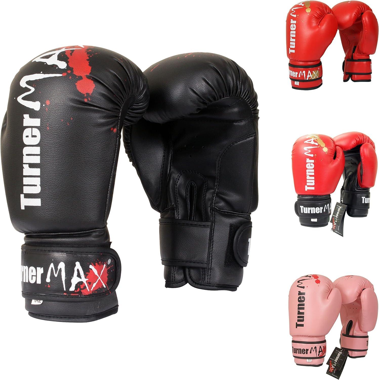 TurnerMAX Shorts MMA UFC Fight Grappling Boxing Training Gym Wear White Black