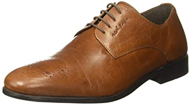 fd995f60d0d Red Tape Men's Derbys Leather Formal Shoes: Buy Online at Low Prices ...