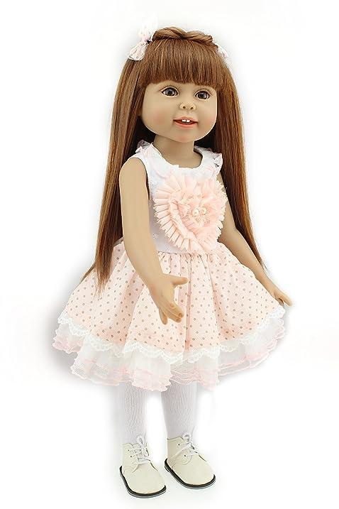 Amazon Com American Girl Doll Princess Doll 18 Inch 45 Cm Soft