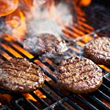 100% Grass Fed Beef Burgers - 1/2 lb Each - Package