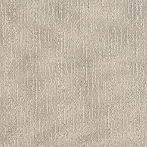 E513 Ivory White Solid Jacquard Woven Contemporary Upholstery Grade Fabric by The Yard
