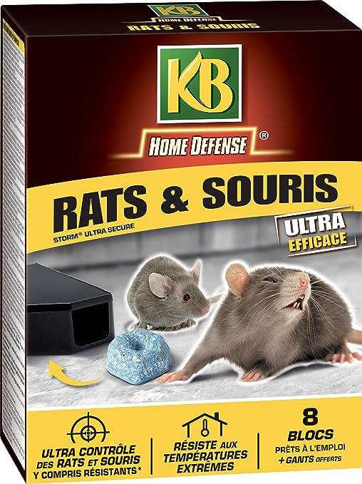 KB Rats - Ratón para ratón, 200 g