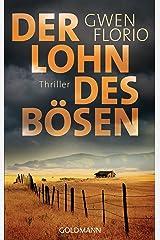 Der Lohn des Bösen: Thriller (German Edition) Kindle Edition
