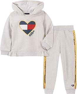 Amazon.com: Tommy Hilfiger Girls 2 Pieces Jacket Set: Clothing