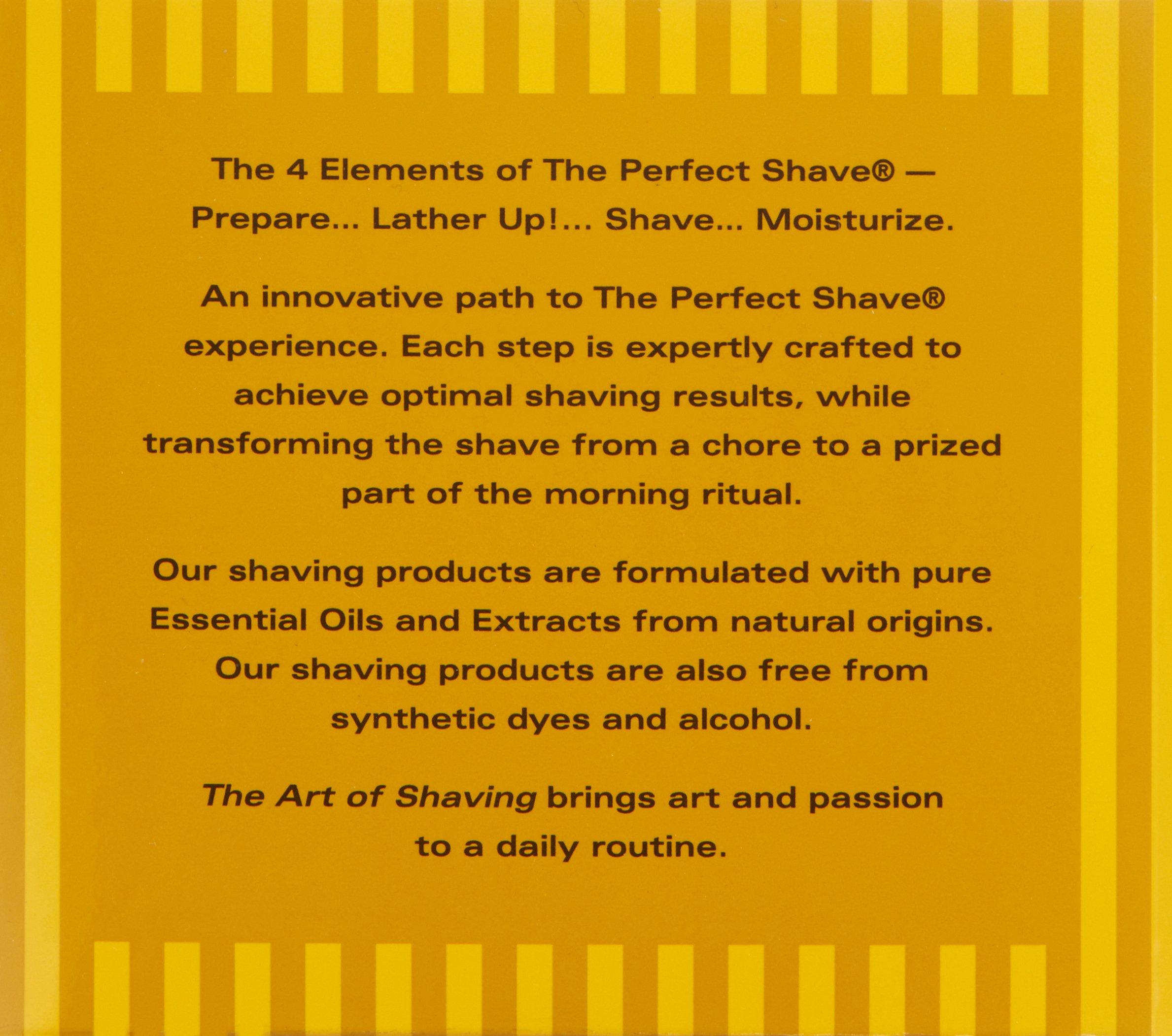 The Art of Shaving Shaving Cream, Lemon, 5 fl. oz. by The Art of Shaving (Image #2)