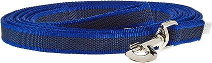 Julius-K9 216GM-B-S5 Color /& Gray Super-Grip Leash with Handle 20 mm x 5 m Blue-Gray